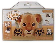 HOUSSE POUR NINTENDO 3DS  --  MOTIF LION      -  CARRY CASE