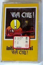 INTI-ILLIMANI - VIVA CHILE! - Musicassetta Cassette Tape MC K7 - Sealed
