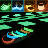 Party  Warning Safety  Luminous Tape Self-Adhesive Glow in Dark Car Sticker