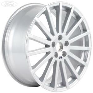 "Genuine Ford Focus Mk2 RS 19"" Performance Alloy Wheels Silver Set x4 1692722"