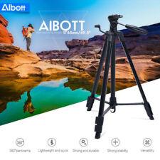 160cm Kamerastativ Foto Stativ für Sony Canon Nikon Olympus Kamera Handys Tripod