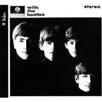"""THE BEATLES """"WITH THE BEATLES (REMASTER)"""" CD NEU"""