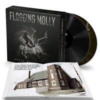 """FLOGGING MOLLY - SPEED OF DARKNESS LIMITED CD + 5"""" VINYL EDITION NEU"""