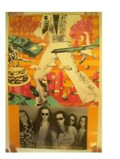 The Wonder Stuff Poster Never Loved Elvis