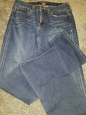 Women's Lucky Brand Sophia Boot Dark Wash Stretch Blue Jeans Size 2/26 Regular