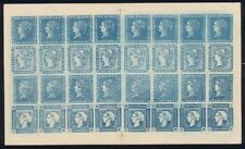 Mauritius Sheet Stamps