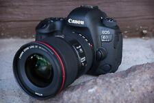 Canon EOS 6D Mark II Full Frame DSLR Camera with 24-105mm ISSTM Lens Pro Camera