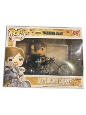 Daryl Dixon's Chopper Funko Pop The Walking Dead 08