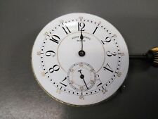 1800's ELIAS FERES POCKET WATCH MOVEMENT, 19.1/2 SIZE, RUNNING , FOR RESTORATION