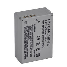 1400mAh Camera Rechargeable Battery for Canon NB7L NB 7L PowerShot G10 G11 Ideal