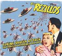 The Rezillos - Flying Saucer Attack: The Comp Nuevo CD