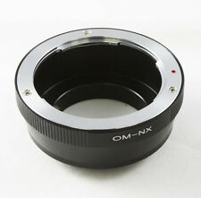 Olympus OM Objektivadapter für Samsung NX mount adapter NX10 NX100 NX300 NX210