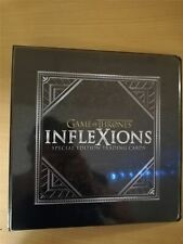Game Of Thrones Inflexions Official Rittenhouse Binder