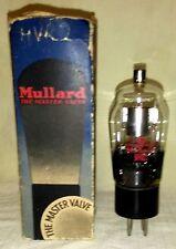NOS Mullard HVR2 vacuum tube radio TV valve, TESTED