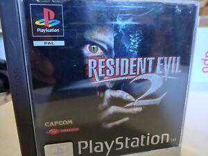 Resident Evil 2 - PSX / PS1