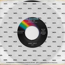 BUDDY HOLLY  Peggy Sue / It Doesn't Matter Anymore 45