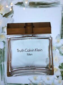 Truth Calvin Klein AFTER SHAVE  65 ml left splash men