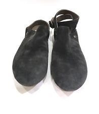 Fiorentini+Baker Tami-S Softy Lavagna Ankle Strap Flats  EU 40 Msrp $375
