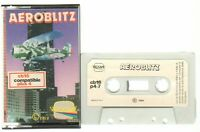 AEROBLITZ Commodore CB16 compatibile Plus 4 -  Videogioco Visiogame 1984