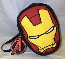 Marvel Iron Man Convertible Backpack Shoulder Tote Bag Avengers
