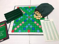Vintage Spears Games Original Scrabble (1988)