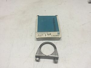 "GM 2378615 1 3/4"" Exhaust Clamp ""NOS"""