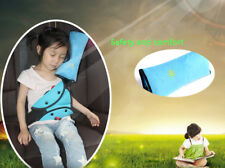 Child Safety Car Seat Belt Pad Strap Harness Shoulder Sleep Pillow Cushion