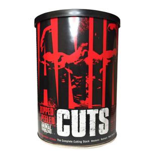 Universal ANIMAL CUTS Fat Burning Stack 42 packs