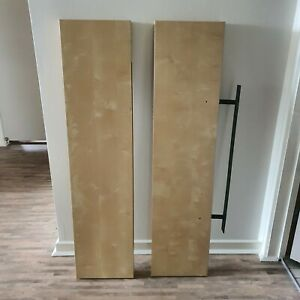 IKEA LACK, Floating Shelves x 2
