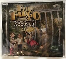 Flip Fargo: Wrongfully Accused (CD Accused Records) *Brand New* *Free Shipping*