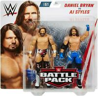 AJ Styles Vs Daniel Bryan - WWE Battle Pack Series 61
