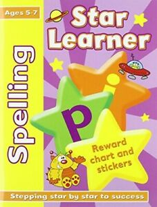 STAR LEARNER: SPELLING 5-7  New Book N/A