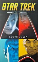 Star Trek Graphic Novel Collection Volume 1 Countdown Eaglemoss Hardback New #S1