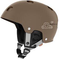 POC Receptor BUG Adjustable 2.0 Ski + Snowboard Helmet - Calcite Beige - XS-S
