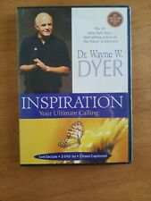 Dr Wayne Dyer Inspiration Dvd
