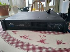 More details for qsc rmx 850 stereo power amplifier (bridgeable) fully working