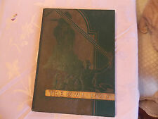 1940 Lynbrook Long Island High school Yearbook The Owl Vintage!!!