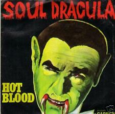 SINGLE 45 HOT BLOOD SOUL DRACULA   THEME  JUKEBOX 7 ""