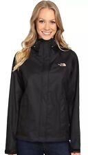 The North Face Womens Venture Best Waterproof Rain Jacket 2.5L Black Size Medium