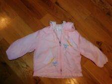 Tiny Tots Pink Girl Jacket w/ Butterflies Vintage Size 2 Philippines