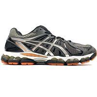 Asics Gel Nimbus 15 Grey Coral Orange Running Sneakers Shoes T3B0N Mens Size 11