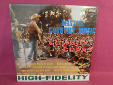 Cowboy Copas, Mister Country Music, Official Records 9001, 1988 SEALED Country