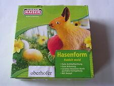 Kaiser Hasen Backform antihaft 0,5 L Lammform Kuchenform Osterhase