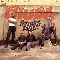 GIUDA - SPEAKS EVIL (LIMITED BLACK VINYL)  VINYL LP NEU