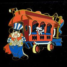 Disney WDW Mickey Trade Parade Float #10 Clown Train Wagon Caboose Pin