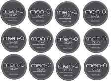 Men-U-Clay 100ml Paquete de 12