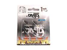 NEW OMTD HOOKS T-ROCK JIGHEAD AMO PIOMBATO SMART HOOKS OJ800 SIZE 8   1.5gr