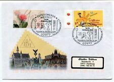 2003 Hoyerswerda Wojerecy Deutschland Briefmarke Alfred Naul Hmaburg SPACE NASA
