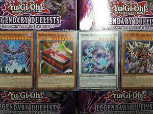 Yu-Gi-Oh Legendary Duelists Immortal Destiny Common - YOU PICK FROM LIST!