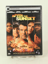 After The Sunset Used  DVD  MC4A